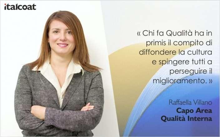 Intervista a Raffaella Villano