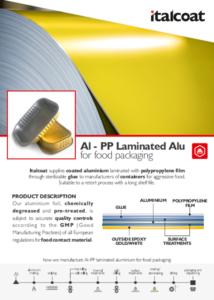 laminated aluminium